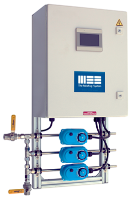 Staged Solenoid Controls