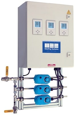 Solenoids for zone control